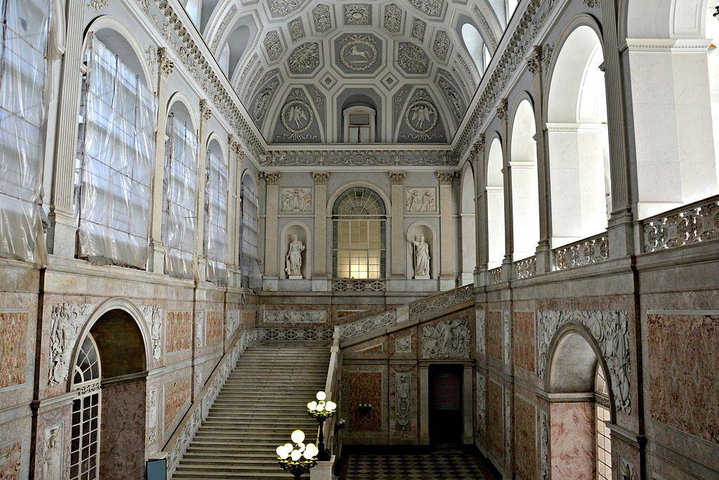 Per la prima volta in Italia una rete tra musei e ospedali per curarsi con l'arte. Succede a Napoli