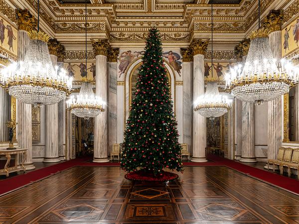 #NataledaRe, una serie di eventi online per festeggiare il Natale con i Musei Reali di Torino