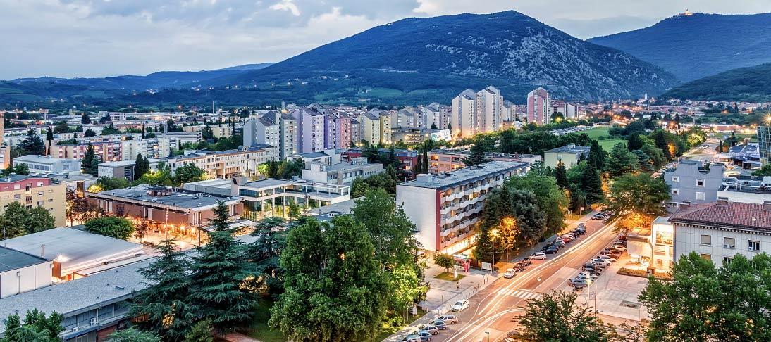 Gorizia sarà Capitale Europea della Cultura 2025 assieme alla slovena Nova Gorica