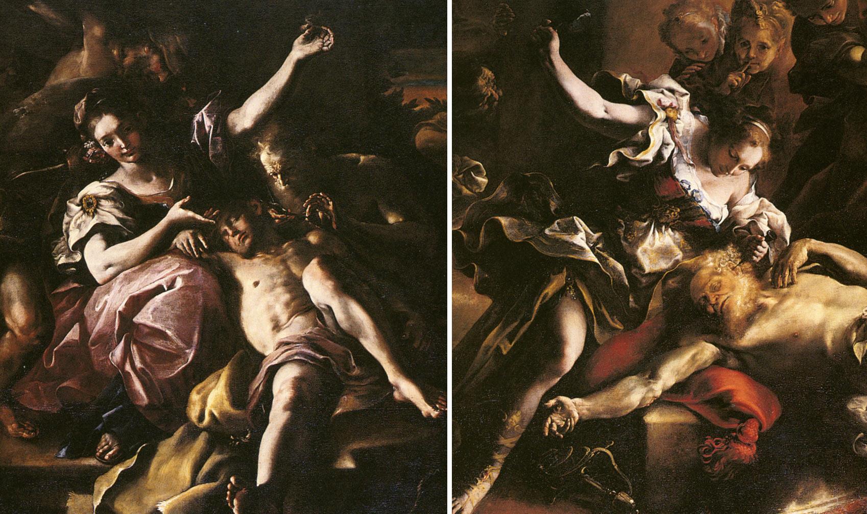 Due capolavori di Bartolomeo Guidobono arricchiscono la collezione della Galleria Nazionale della Liguria di Genova
