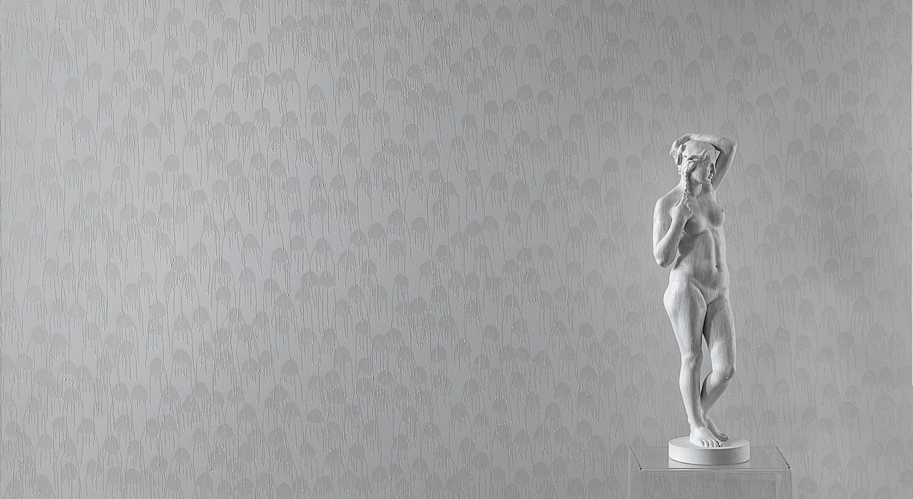 Le opere inedite di Omar Hassan sono in mostra al Palazzo delle Arti di Napoli