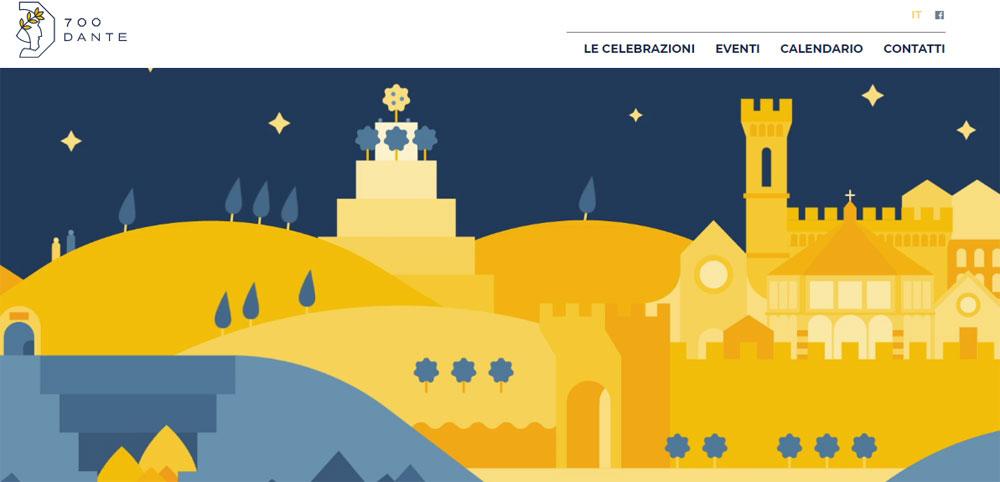 Online il portale 700Dante: il ricco calendario di eventi fiorentini a portata di clic