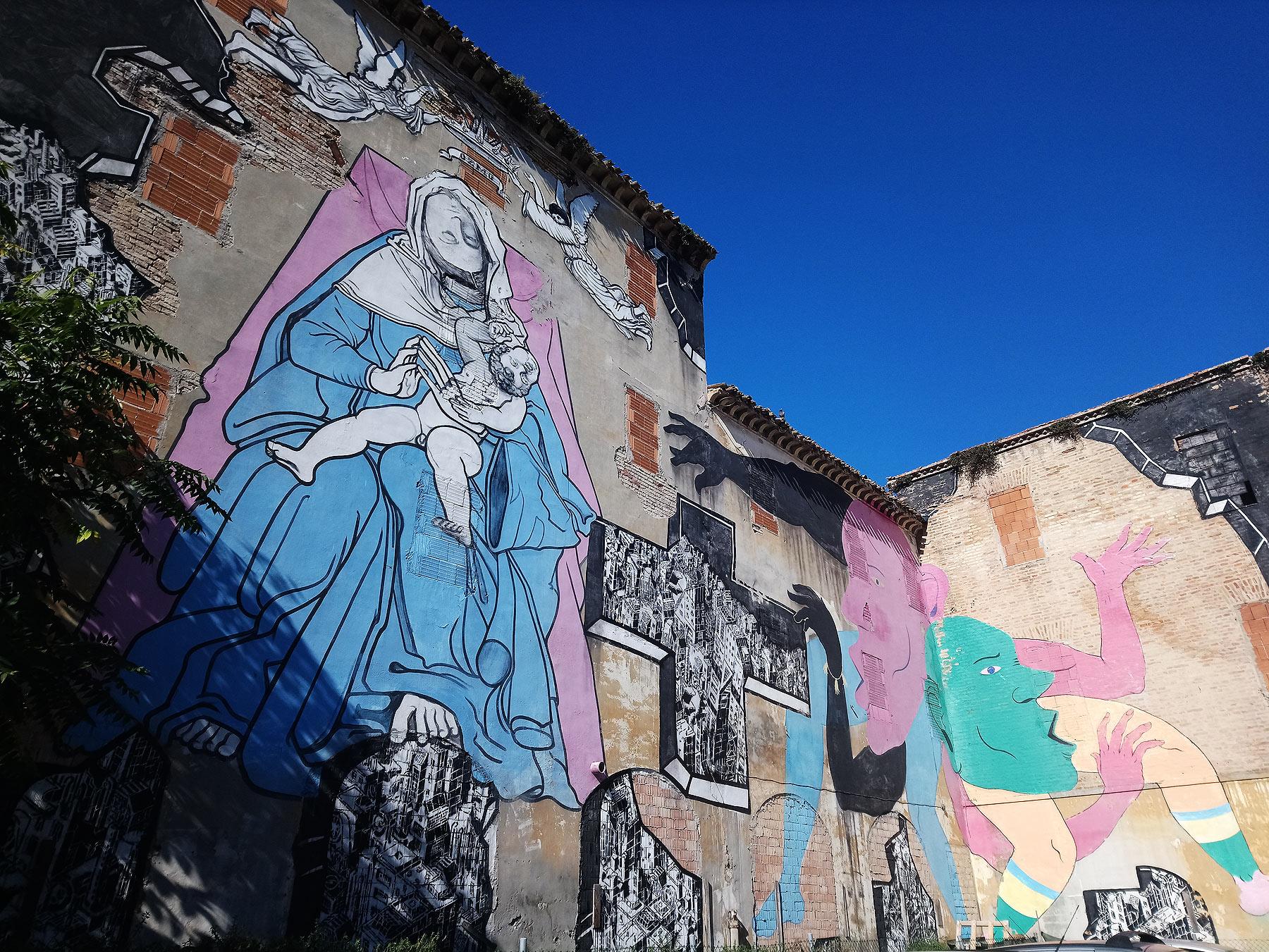 Il MiBACT pubblicherà la prima mappa delle opere di street art in Italia
