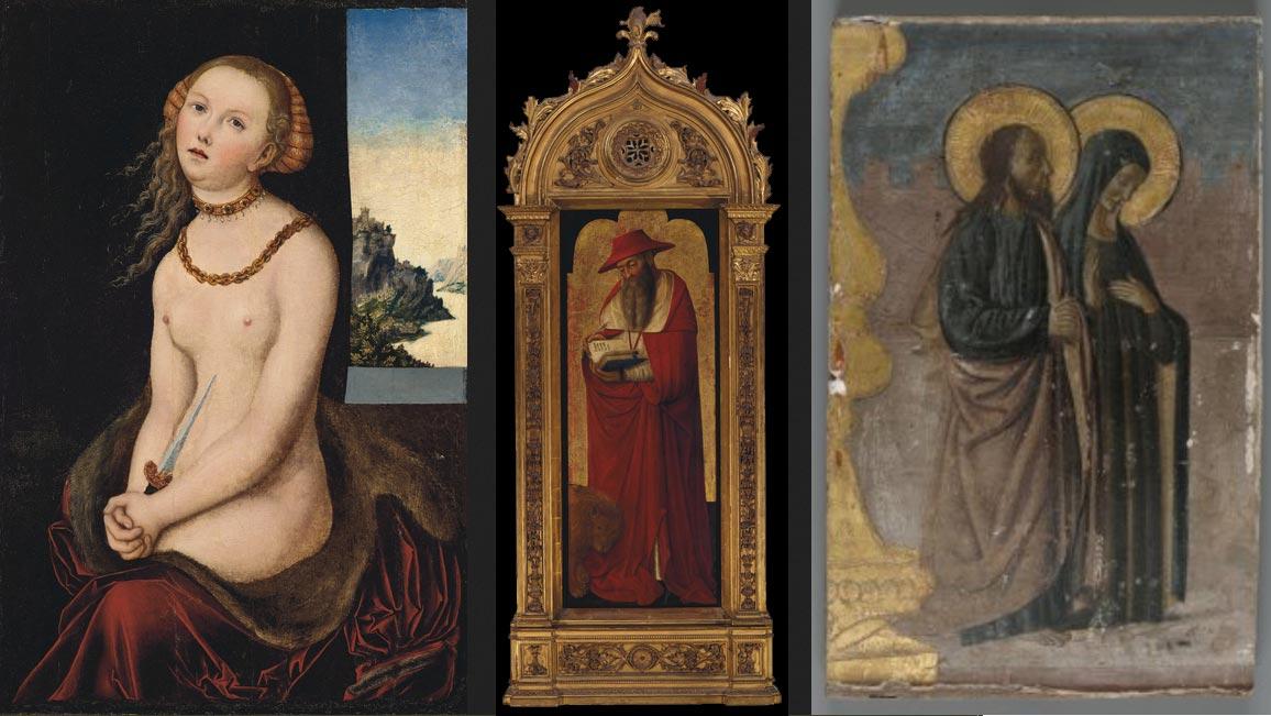 Il Brooklyn Museum vende 12 opere (tra cui Cranach e Courbet) per problemi finanziari