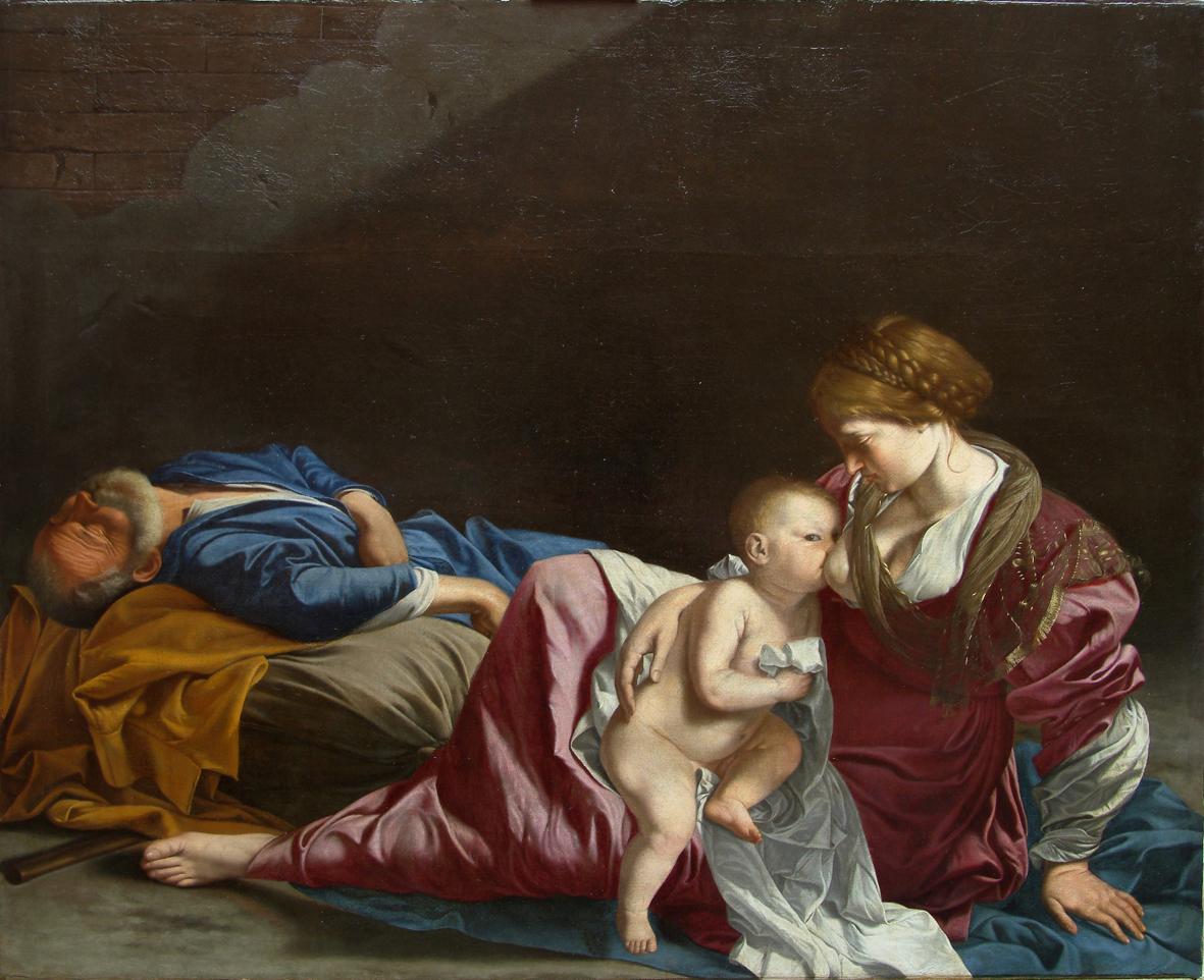 Finalmente, dopo tanti rinvii, arriva la mostra su Orazio Gentileschi a Cremona