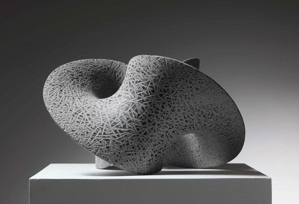 Organismi e nuvole: le sculture di Kim Seung Hwan al Parco Braida Copetti di Udine