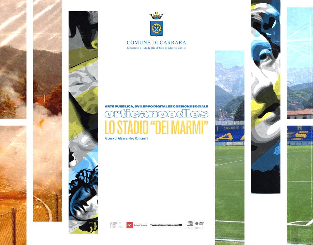 Carrara, un progetto di arte pubblica per lo Stadio dei Marmi coinvolge artisti, esperti e studenti