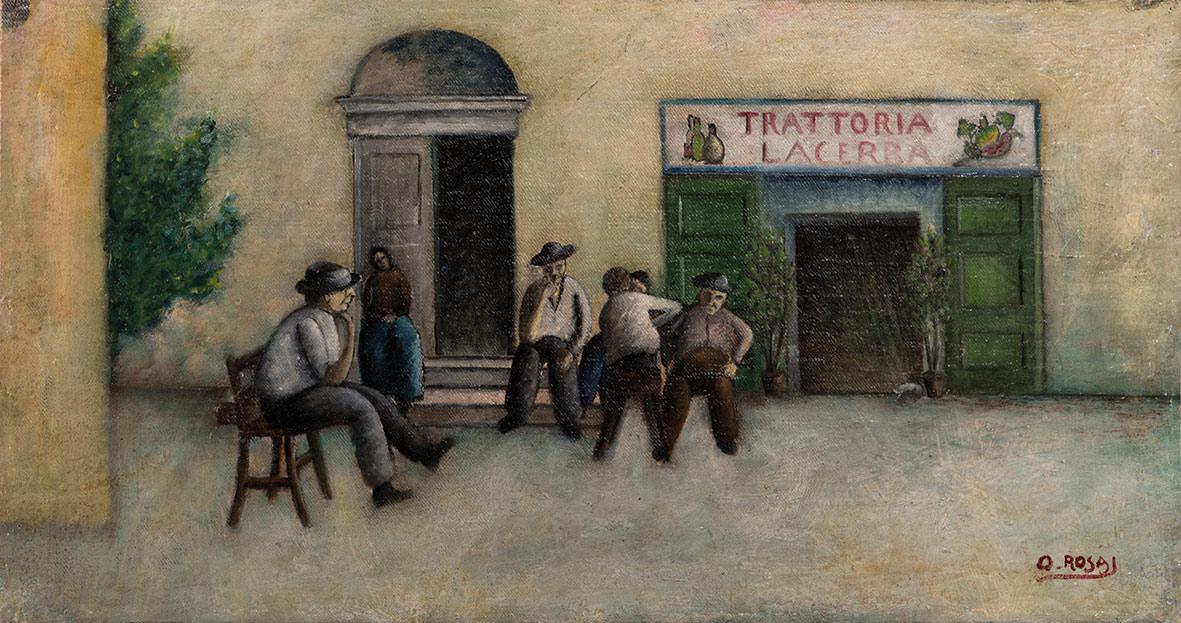 Un Ottone Rosai inedito in mostra a Montevarchi per il centenario della sua prima personale fiorentina