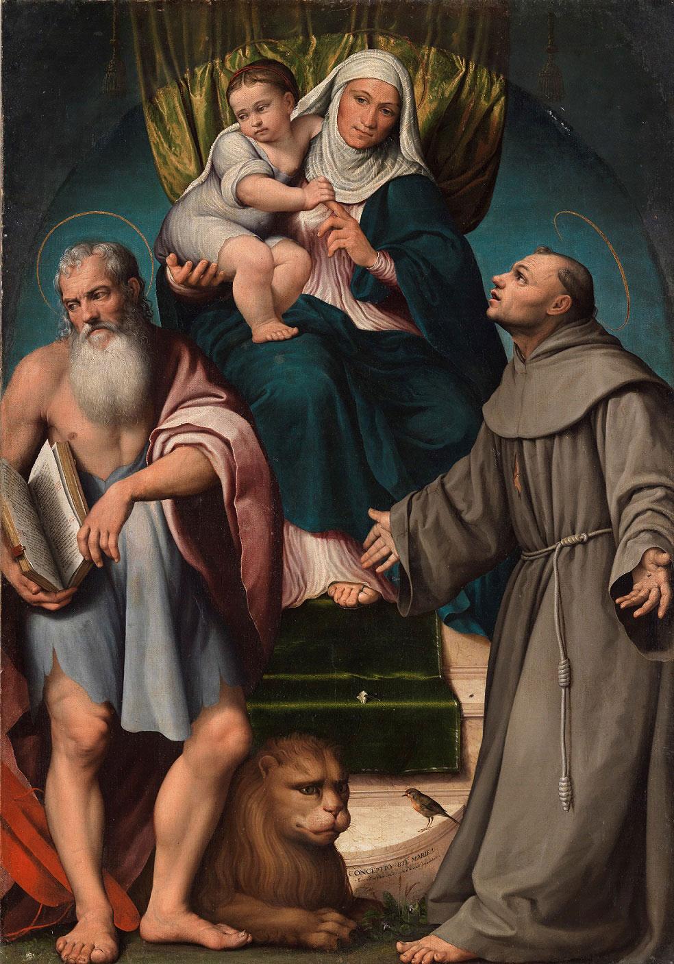 Dopo oltre un secolo torna alle Gallerie dell'Accademia di Venezia capolavoro di Jacopo Bassano