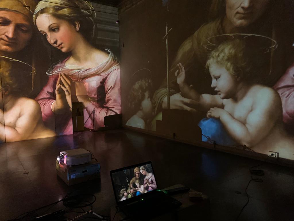 A Perugia rivive l'arte umbra di Raffaello e la sua eredità