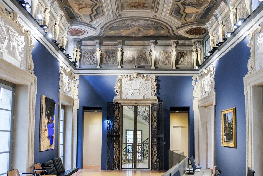 Su Rai Radio3 una visita guidata d'eccezione nella casa-museo Palazzo Maffei di Verona