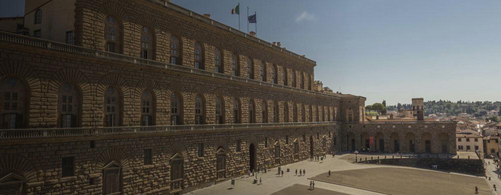 Scansione totale in 3D per Palazzo Pitti. È la prima volta per l'ex reggia medicea