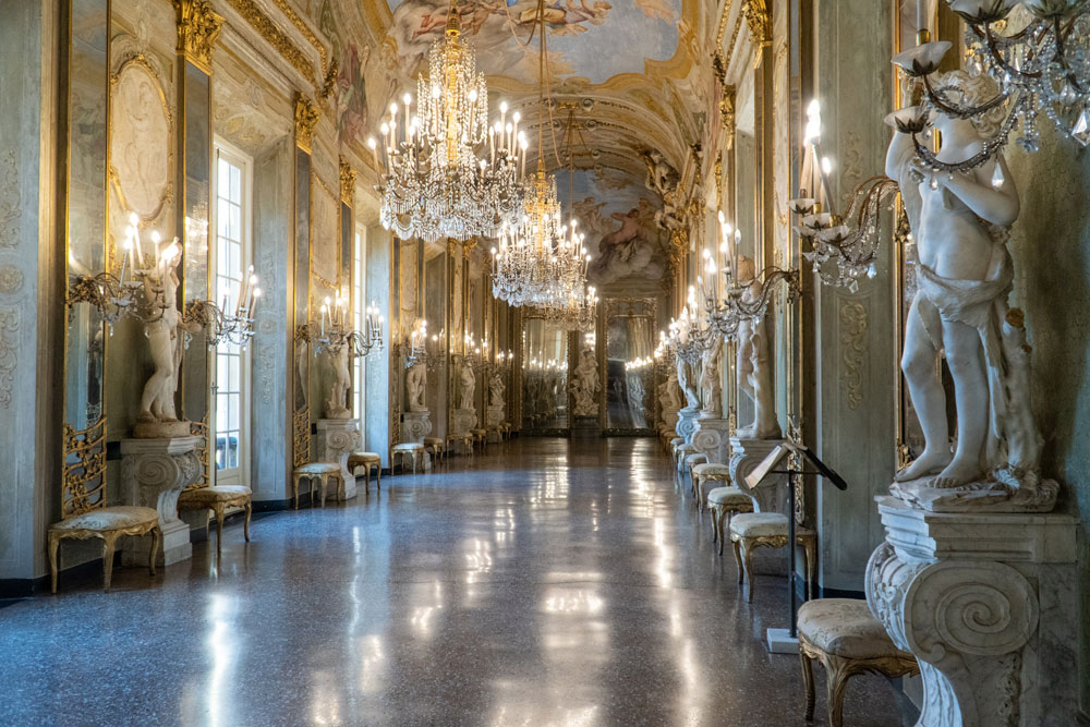 Genova, riaprono questo weekend Palazzo Reale e la Galleria di Palazzo Spinola