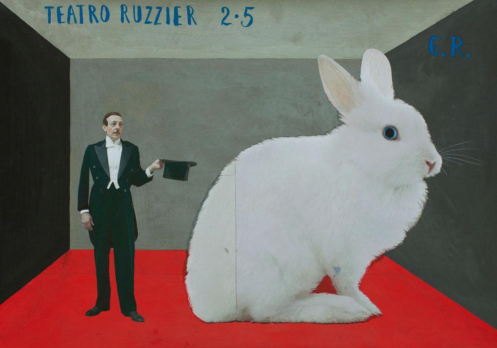 Il mondo fiabesco e surreale di Paolo Ventura in mostra a Torino