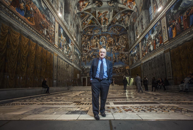 Arte in tv dall'8 al 14 giugno: Christo, i Musei Vaticani raccontati da Paolucci, i nazisti e l'arte rubata