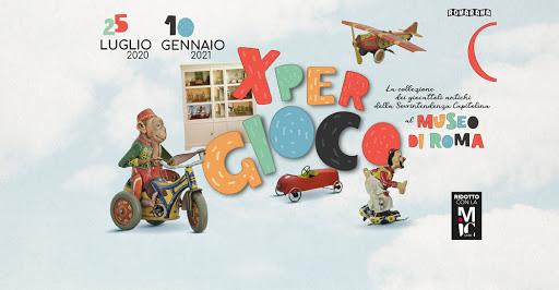 Per Gioco: al Museo di Roma una mostra di giocattoli antichi