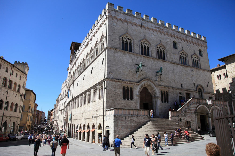 75 artisti trasformeranno il centro storico di Perugia in una galleria d'arte en plein air