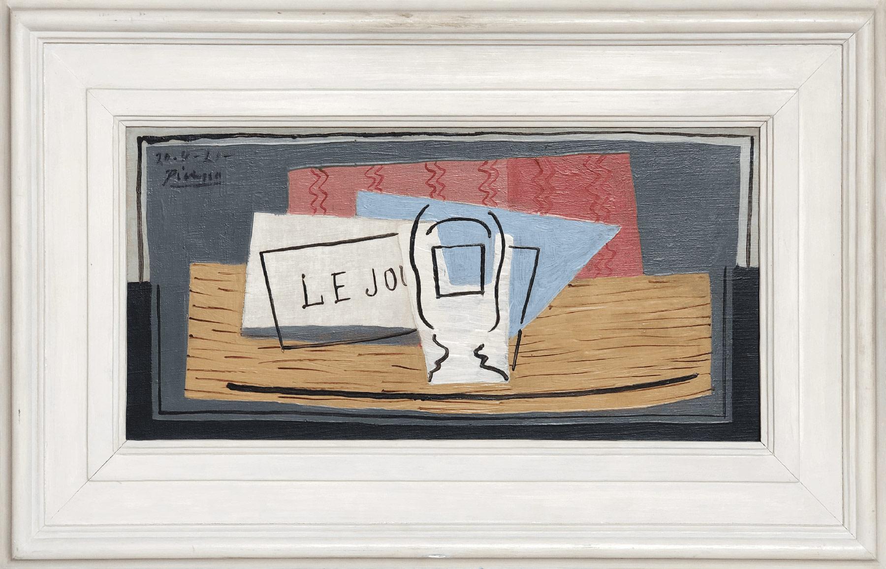 Lotteria online mette in palio a scopo benefico un dipinto di Picasso del valore di 1milione a 100 euro