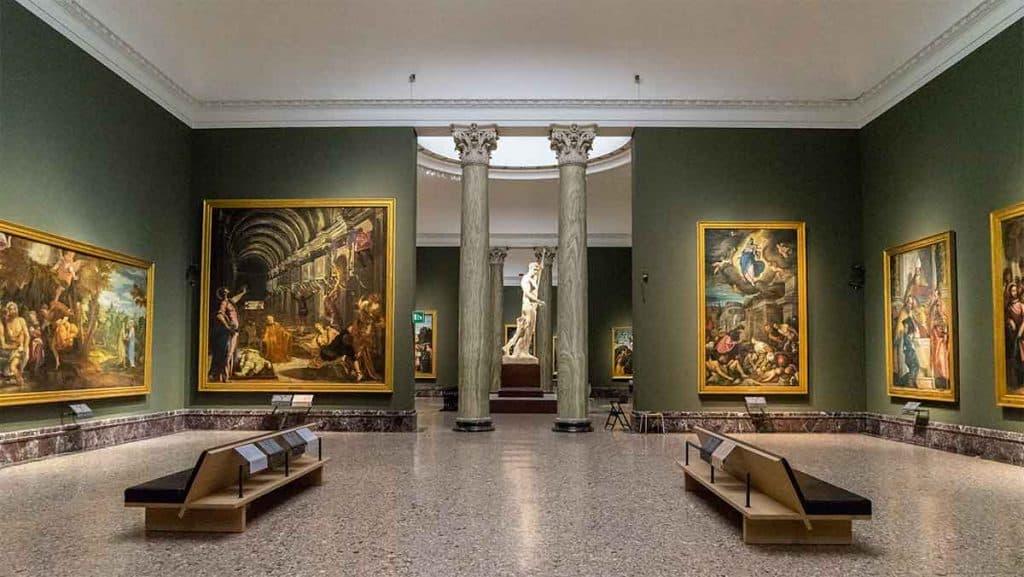 La Pinacoteca di Brera lancia una tessera per visitare il museo e gli speciali online
