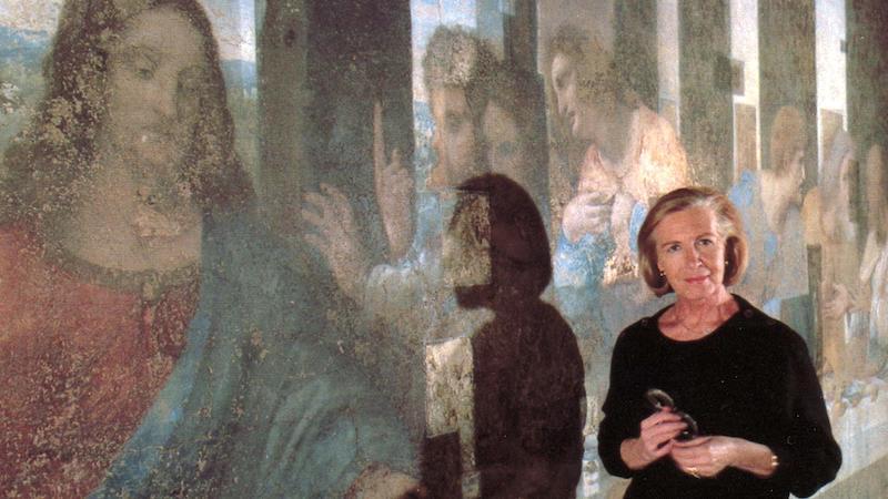 Addio a Pinin Brambilla Barcilon, la restauratrice dell'Ultima Cena di Leonardo