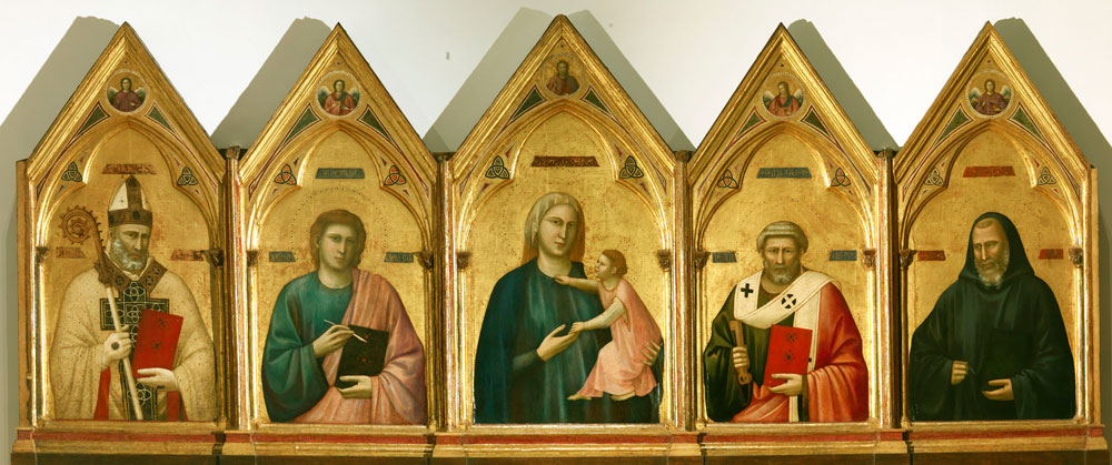 Da Firenze a Ravenna: gli Uffizi prestano Giotto e altri capolavori per Dante