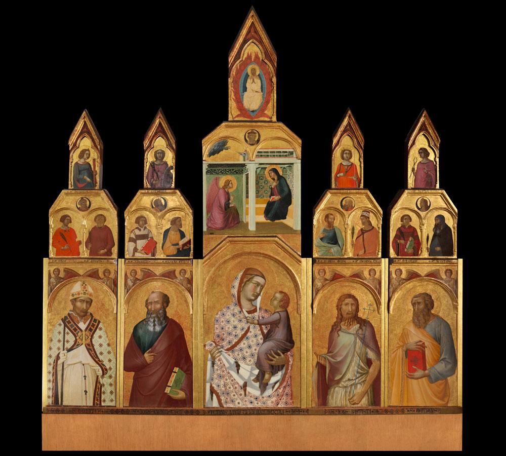 Dopo un lungo restauro torna ad Arezzo capolavoro trecentesco di Pietro Lorenzetti