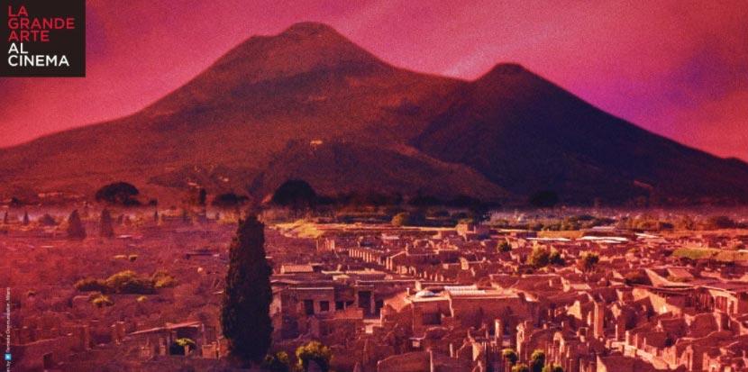 """Esce al cinema il film """"Pompei. Eros e mito"""", con la voce di Isabella Rossellini"""