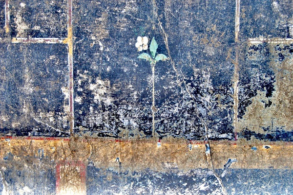 Pompei, riapertura con scoperta: ritrovata la volta decorata di un criptoportico