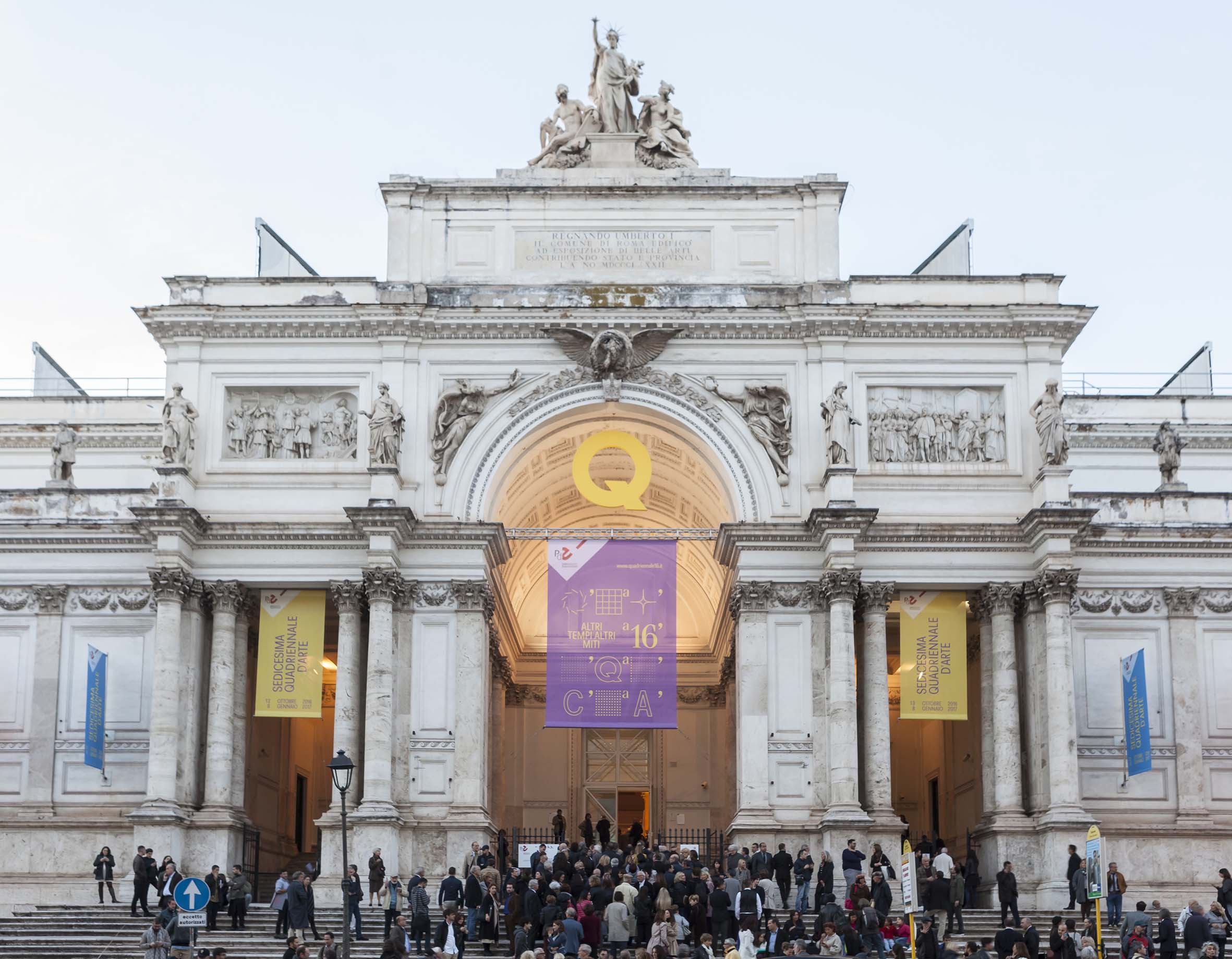 La Quadriennale di Roma sempre più social: ecco le sue iniziative online