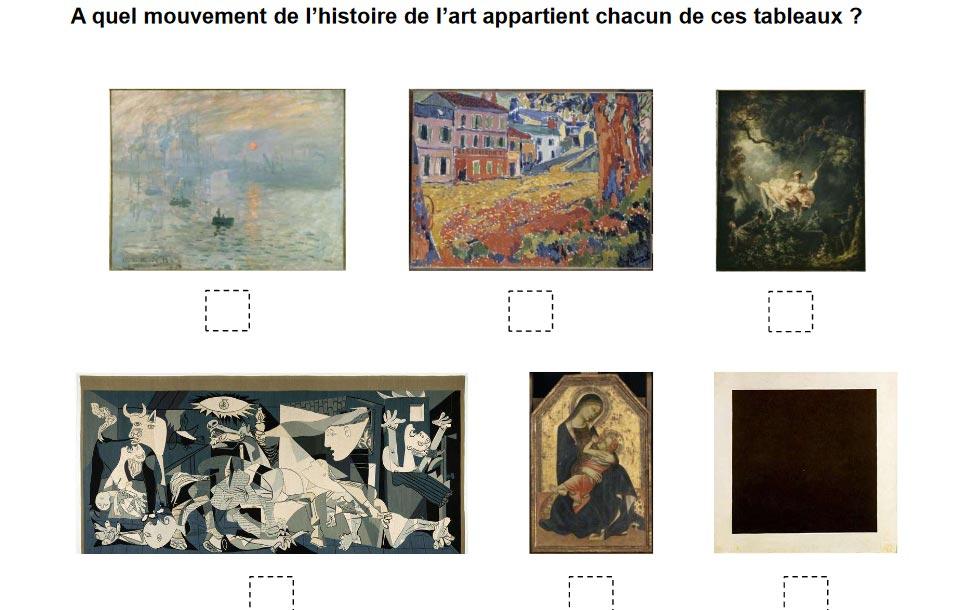 Quanto ne sanno di storia dell'arte i francesi? Lo stato lo ha scoperto con un quiz