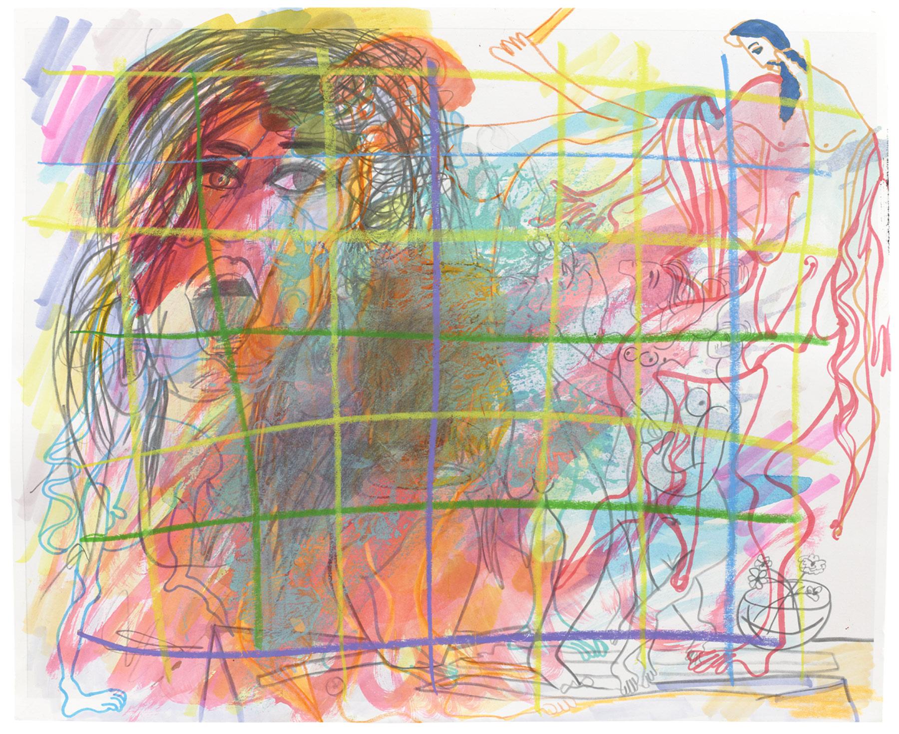 I più grandi artisti del mondo alle prese con la pandemia. Una mostra a New York