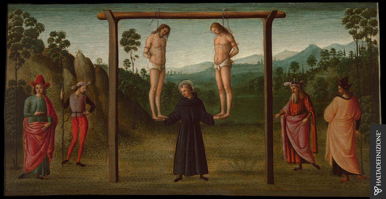 Il Miracolo degli Impiccati di Raffaello diventa digitale per la prima volta