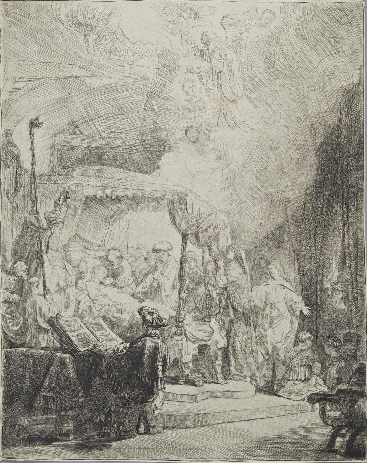 A Trento una mostra illustra l'opera grafica di Rembrandt attraverso una collezione trentina