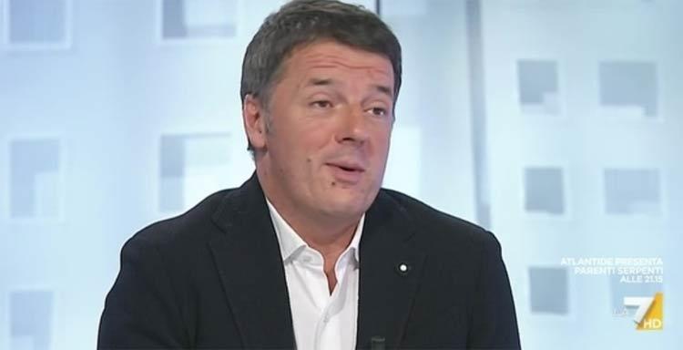 """Duro attacco di Renzi a Franceschini sul voto: """"non è Mattarella, pensi ai teatri chiusi"""""""
