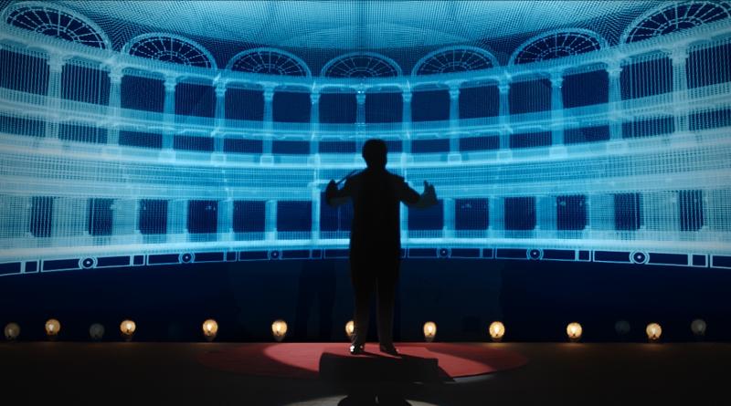Riccardo Muti e l'archeologia sono protagonisti del nuovo spot della TIM