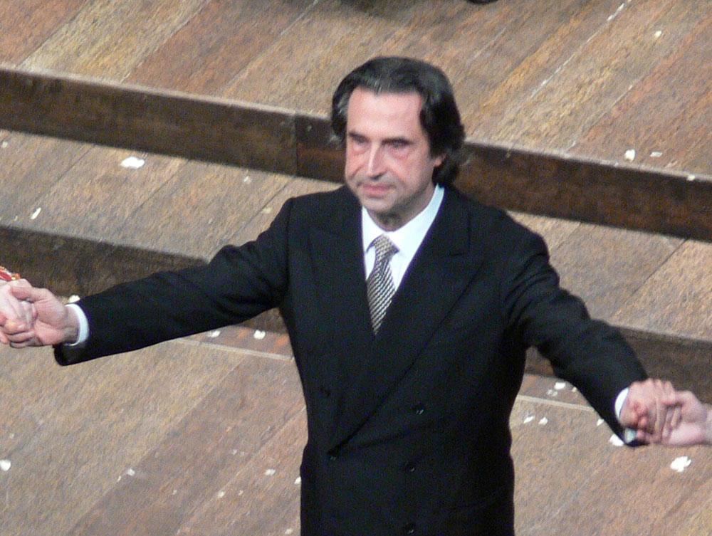 """Riccardo Muti:""""Chiudere teatri e concerti è espressione di ignoranza e di incultura"""""""
