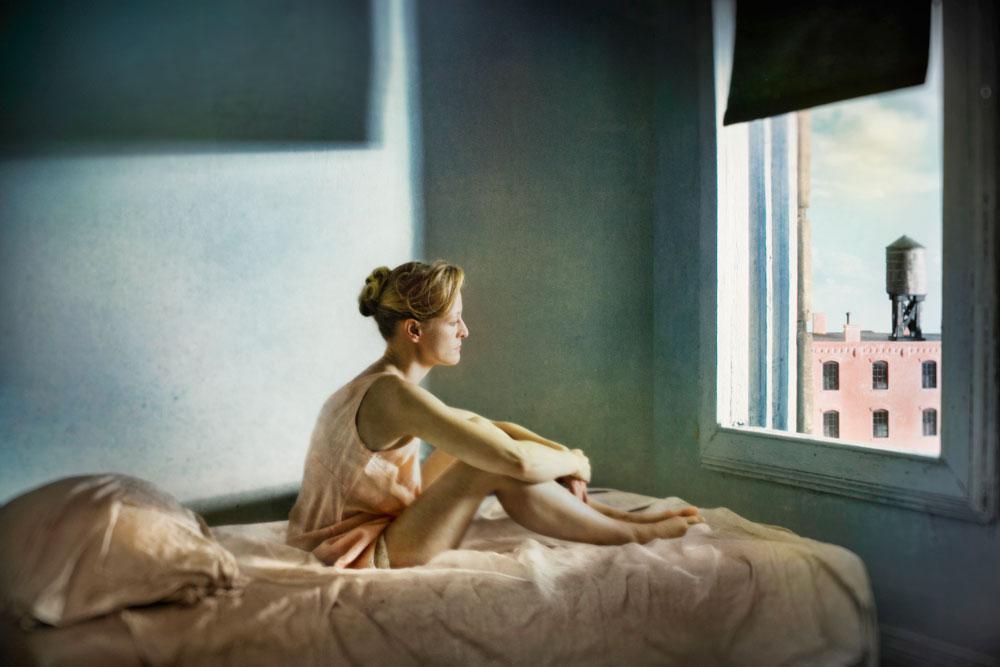 Hopperiana, quattro fotografi ricreano nel presente i dipinti di Hopper