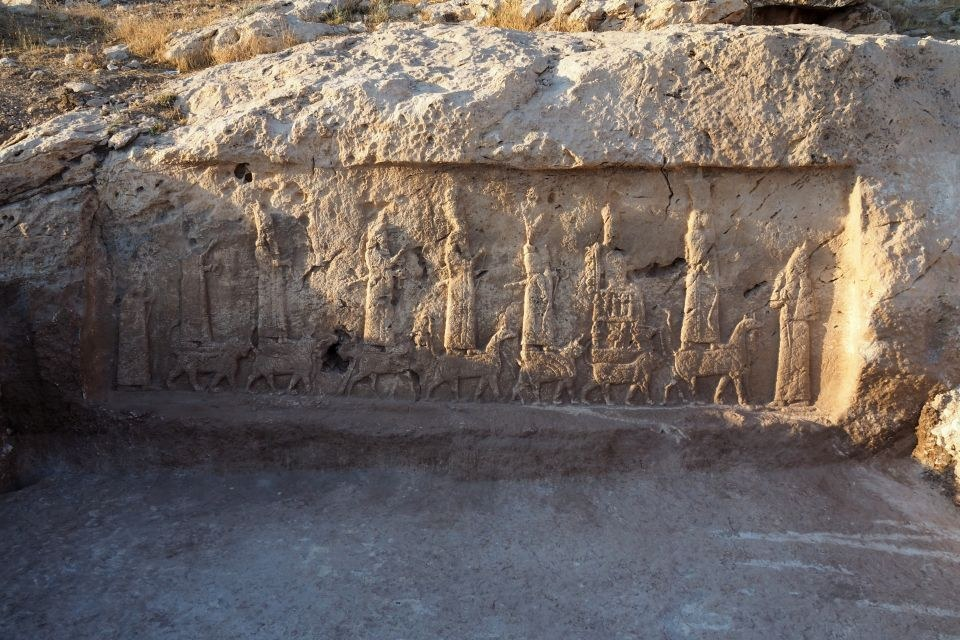 All'Università di Udine il premio mondiale per l'archeologia. La scoperta dei rilievi rupestri di Faida