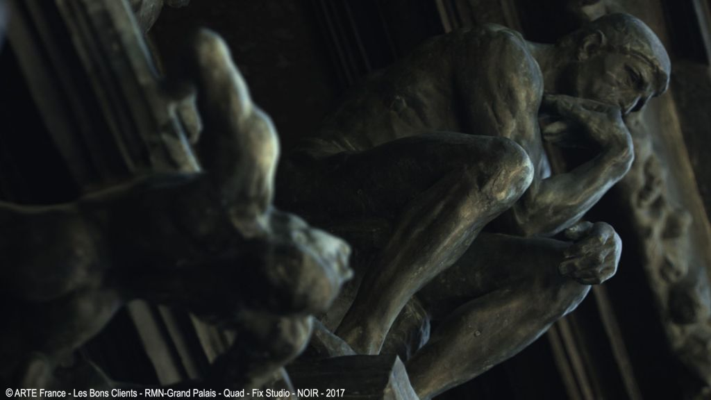 Arte in tv dal 5 all'11 ottobre: Rodin, Elliott Erwitt, il Van Gogh di Willem Dafoe
