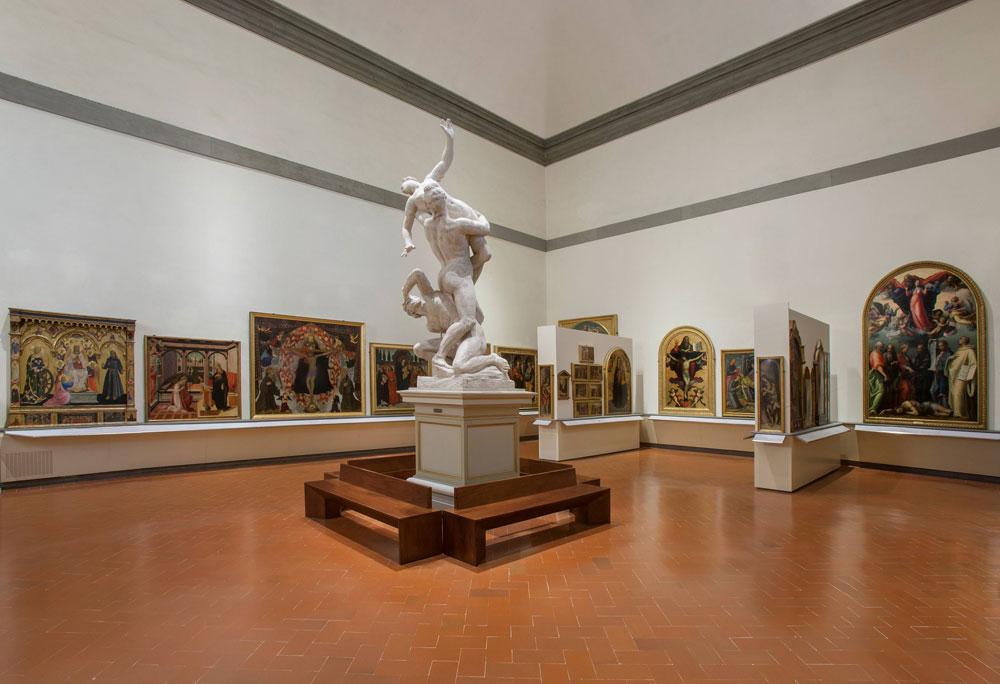 Al via il restauro della sala del Colosso alla Galleria dell'Accademia di Firenze