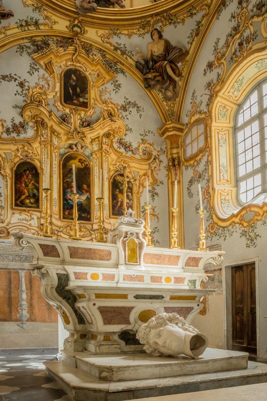 Ad Albissola e a Savona l'antico e il contemporaneo nel segno di Michelangelo