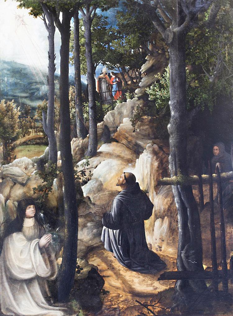 Torna esposto a Bologna un dipinto di Filippo da Verona restaurato grazie all'iniziativa solidale di Coop Alleanza 3.0.