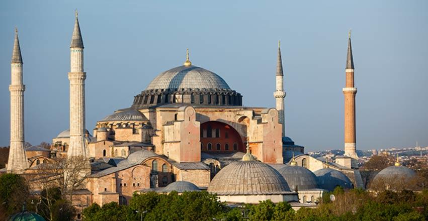 L'Unesco rimprovera la Turchia sulla situazione di Santa Sofia a Istanbul