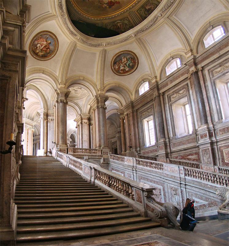 Reggia di Caserta, lunedì 13 gennaio cominciano importanti lavori di restauro. Modificato il percorso museale