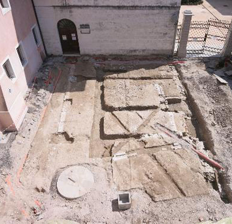 Friuli, rinvenuti resti di un convento domenicano del Quattrocento