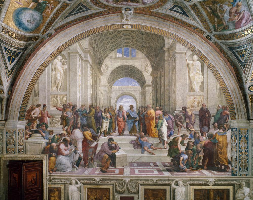 Un museo virtuale con le opere di Raffaello di tutto il mondo. Musement lancia Raffaello500