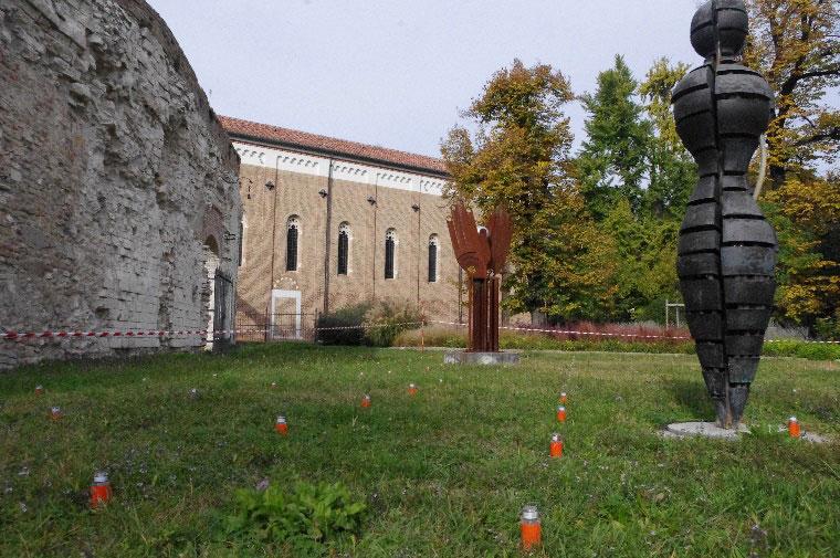 Sensori sismici potrebbero salvare il patrimonio culturale