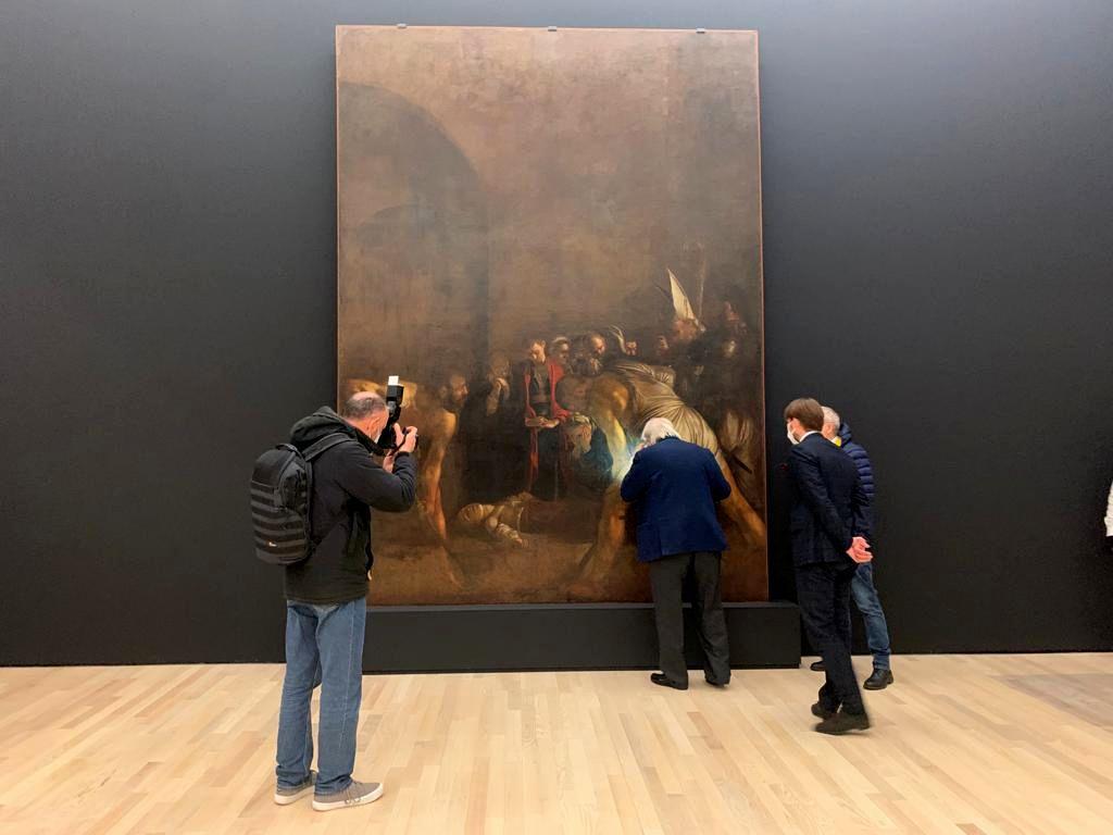 """Caravaggio dal MART torna a Siracusa. Sgarbi: """"ora è in pericolo. Ma tornerà in Trentino"""""""