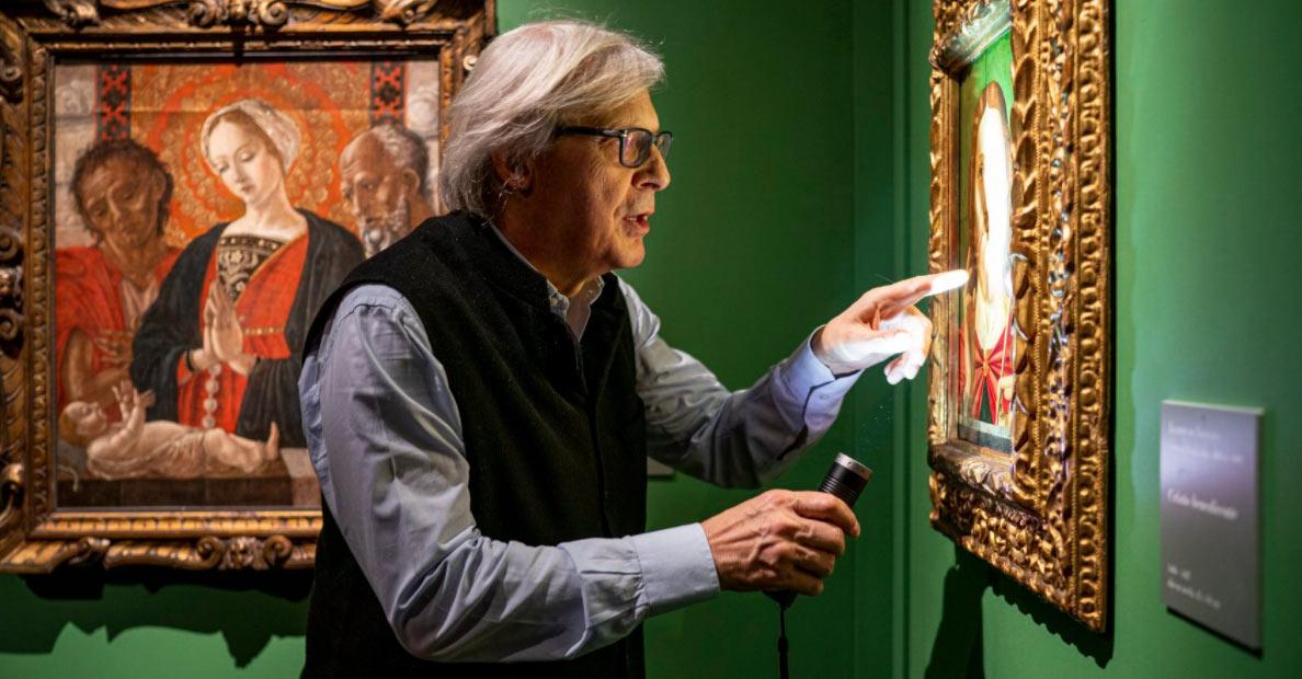 """Musei chiusi, il Tar del Lazio respinge il ricorso di Sgarbi: """"prevale tutela della salute"""""""