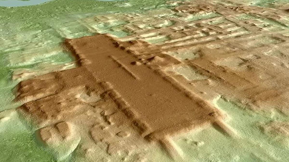 Messico, archeologi scoprono quello che forse è il più grande monumento Maya mai ritrovato